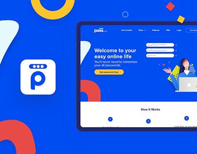 Passworld - Management tool