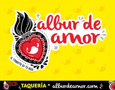 "Branding ""Albur de amor"""