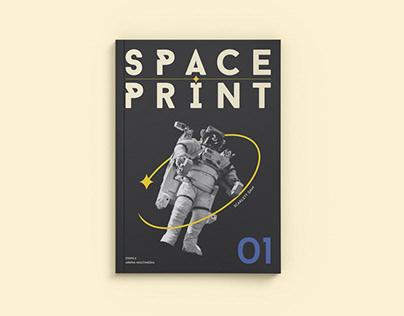 SPACE PRINT MAGAZINE