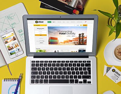 Zilzar B2B Website