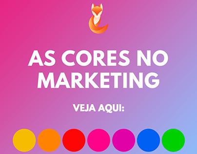 Conteúdo para redes sociais: as cores no marketing