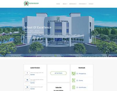 Website Design - DPWS