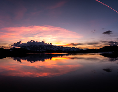 Besson Lake - French Alps