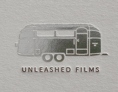 UNLEASHED FILMS - Logo and corporate identity