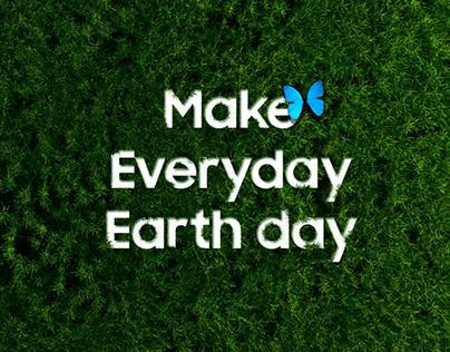 Earth day - Samsung