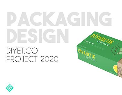 Food Packaginf Design - Yiyecek Kutu Tasarımı
