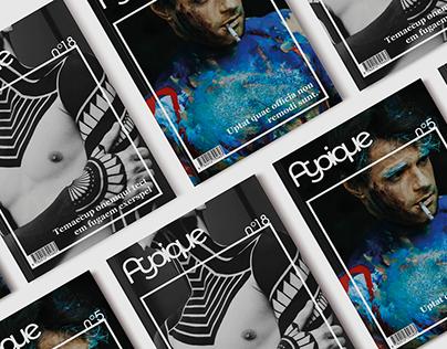 Atypique • Magazine