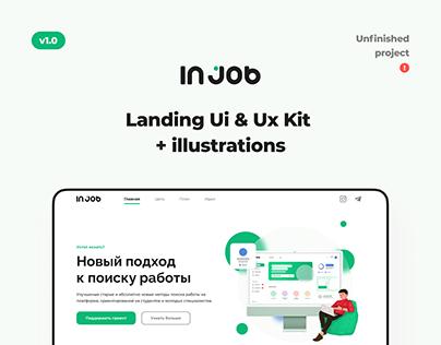 InJob.ua - v1.0