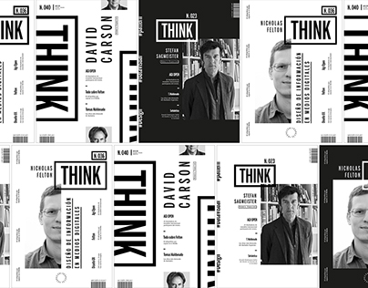 THINK Magazine / Revista
