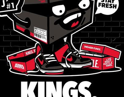 KH Shoe Box Character.
