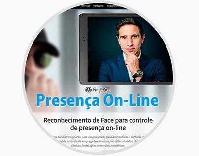 Hotsite Presença On-Line