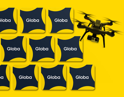Globa - Naming & Identity design