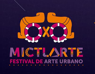 Festival de Arte Urbano Mictlarte 2019