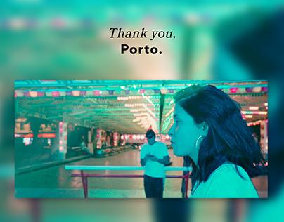 Thank you, Porto.