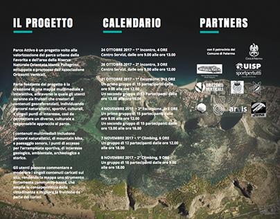 Parco Attivo - progettazione e impaginazione (qmedia)