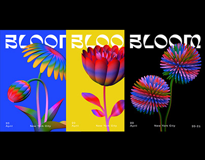 Bloom | Poster Series