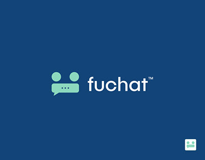 Fuchat Logo Design, Modern Logo