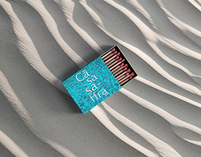 Casa Saffra - Visual Identity, Packaging & Signage
