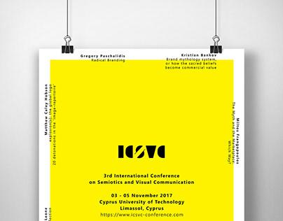 ICSVC Posters