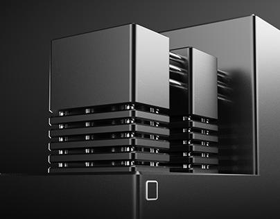 GPUTERPRO - desktop concept