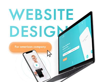Design of Telemedicine Website