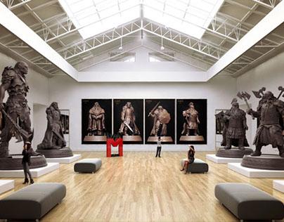 DAN MUSEUM Project