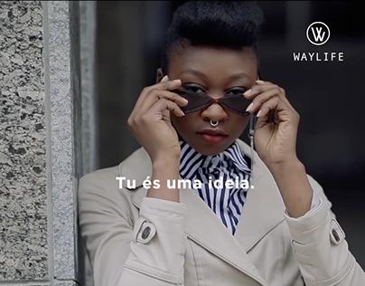 Waylife | Vídeo de Ativação Digital da Marca