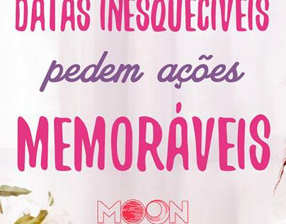 Moon Design - Dia das Mães