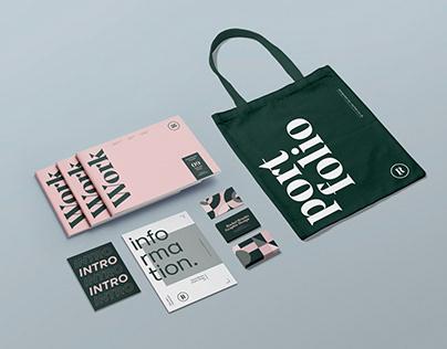 Portfolio Packs