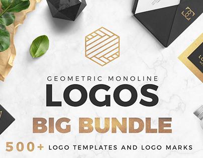 Geometric Logo Pack