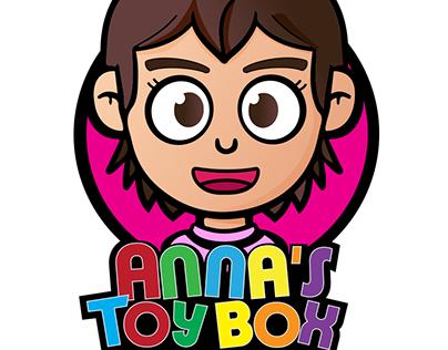 Anna's Toy Box logo