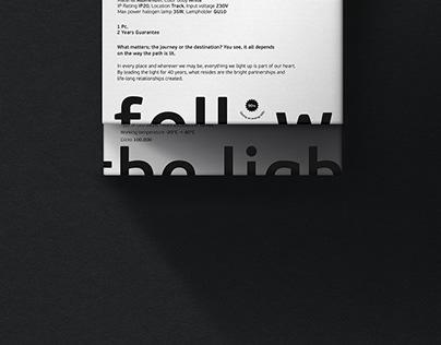 VK Leading Light / Brand Identity