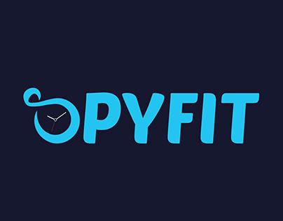 Spyfit Branding