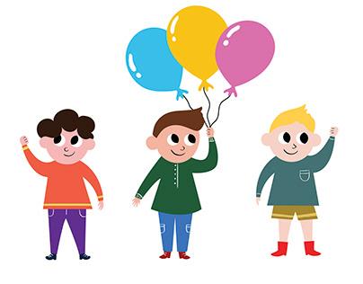 Santillana activity book for children over 4 yo.