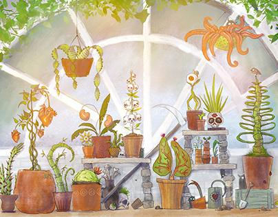 Анатомический сад