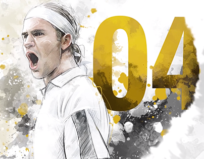 Federer Triumphs