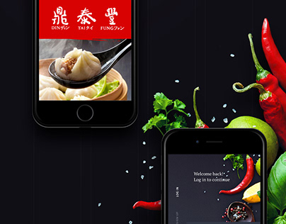 Mobile App & Websites for Din Tai Fung