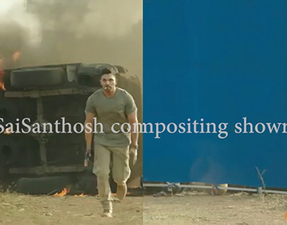 Sai santhosh vfx compsiting shoowreel Movie Ver