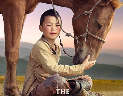 """Photography and poster design for """"the STEED"""" movie"""