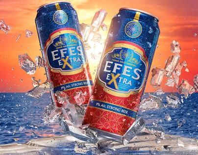 EFES EXTRA Beer
