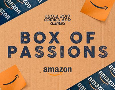 Amazon Box Of Passions - Lucca Comics & Games 2019