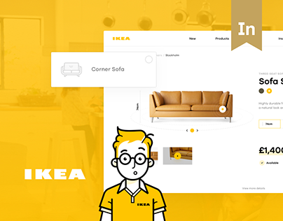 Shopping made personal - IKEA online experience concept