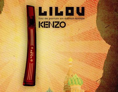 6°Pub - Création Pub pour Kenzo