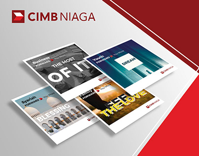 CIMB Niaga - Motion Graphics