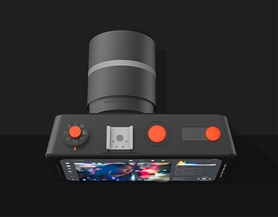 Pixel Camera // A Product Concept for Google