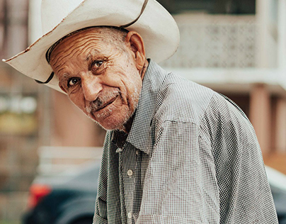 Old Man - Street photography