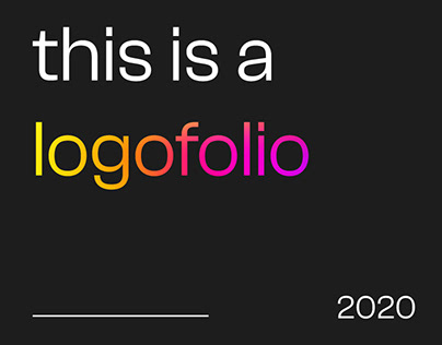 Logofolio / 2020