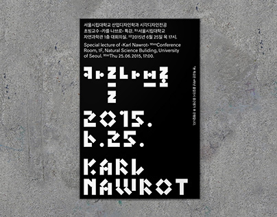 Special Lecture of Karl Nawrot (Non-selected)