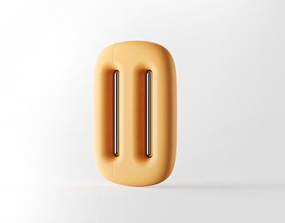 O Brush _ Product Design | Living | Houseware