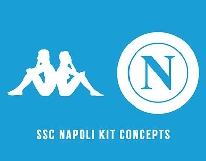 SSC Napoli x Kappa | Kit Concept